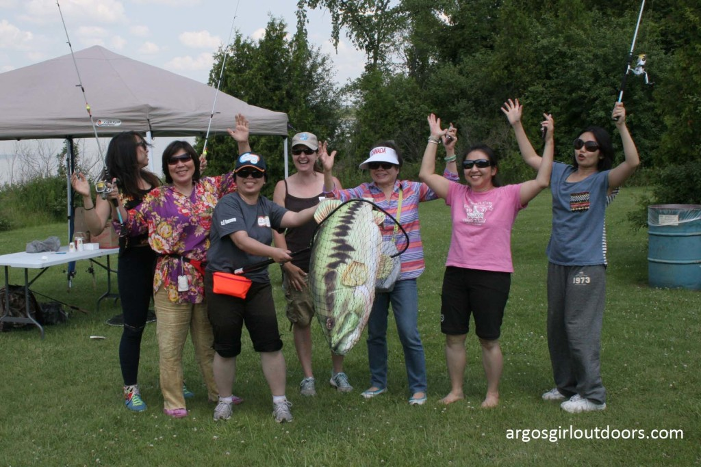 ontario women anglers