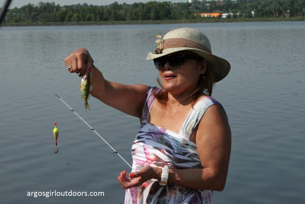 fishing 101 for women